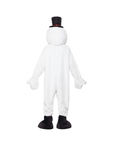 Déguisement mascotte bonhomme de neige | Déguisement Homme