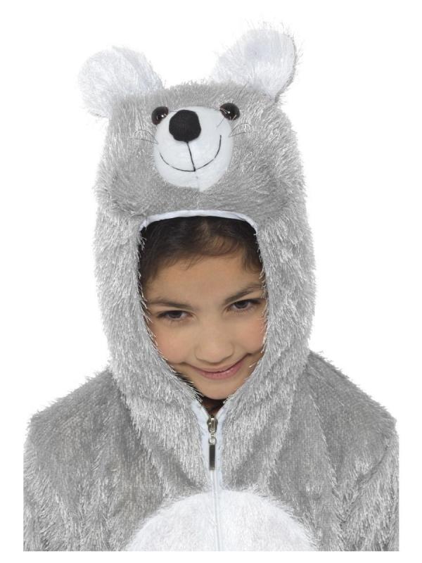 Déguisement Souris grise enfant (combinaison)