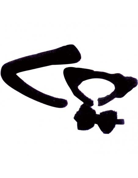 Set chat noir   Accessoires